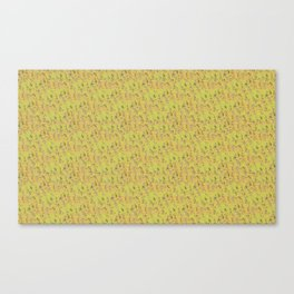 Runners Pattern Canvas Print