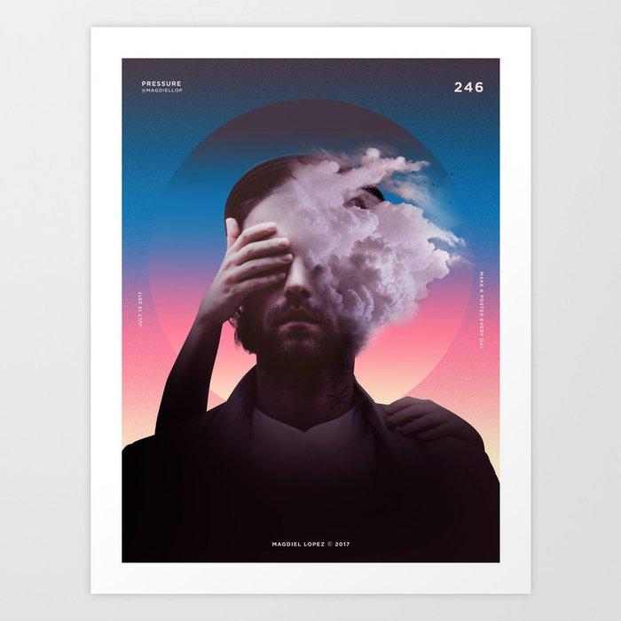 Pressure Art Print