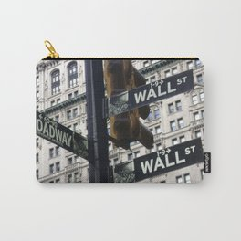 Concrete jungle where dreams are made of... Carry-All Pouch