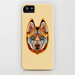 Husky Dog iPhone Case