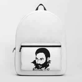 Monte Melkonyan. National Hero of Armenia #society6 #decor #buyart #artprint Backpack