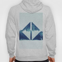 Mirror forest Hoody
