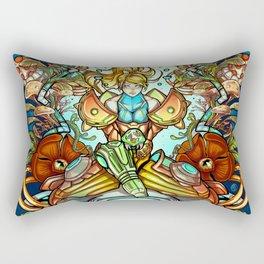 Maternal Instinct Rectangular Pillow