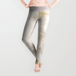 Petals Impasto Alabaster Leggings