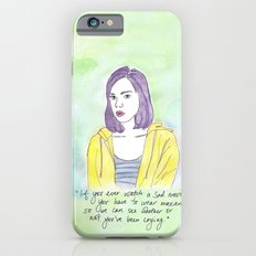 April Ludgate iPhone 6s Slim Case