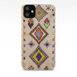 N15 - Oriental Traditional Bohemian Moroccan Artwork. iPhone Case