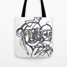 Dream whisper Tote Bag