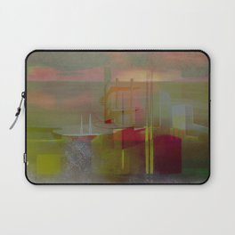 City in weightlessness Laptop Sleeve