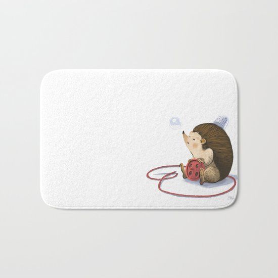 Hedgy Bath Mat