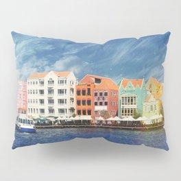Willemstad, Curaçao Pillow Sham