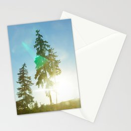 Northwestern Sunsets Stationery Cards