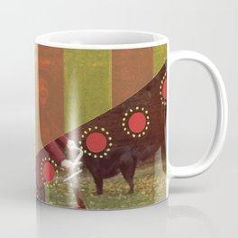 Red Happiness Coffee Mug