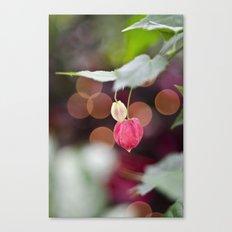 Festive Flowers Canvas Print