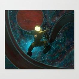 Cosmonaut: Untethered Canvas Print