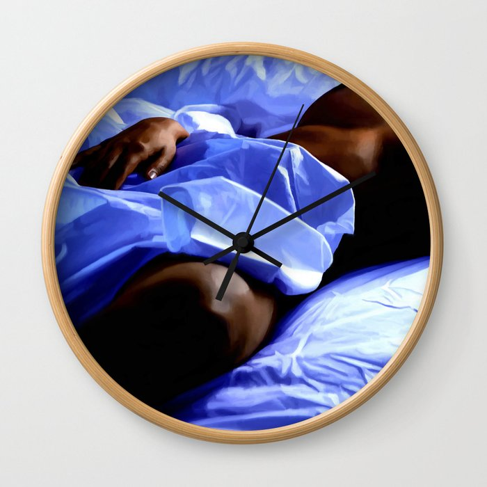 Hot Dreams #1 Wall Clock