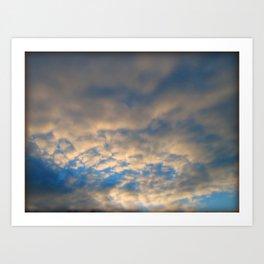 Sky Watch Art Print