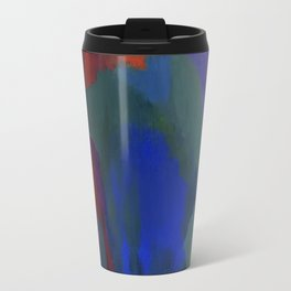 Blue Musings with Scarlet at 3 AM Travel Mug
