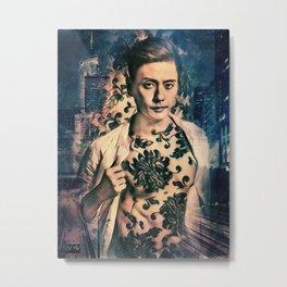 Bosco Wong 黃宗澤 Metal Print