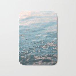 Sunset Water Bath Mat