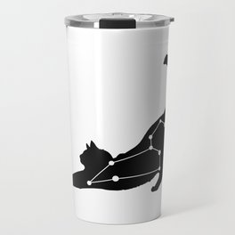 leo cat Travel Mug