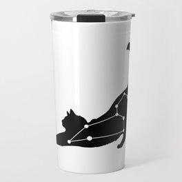 leo cat Travel Mug