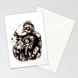 Merry Old Santa - Thomas Nast Stationery Cards