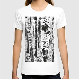 ghost trees T-shirt