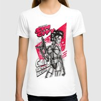 sin city T-shirts featuring Gail - Sin City by Renato Cunha