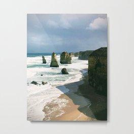 12 Apostles (VIC, Australia) Metal Print