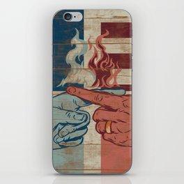 Blame US iPhone Skin