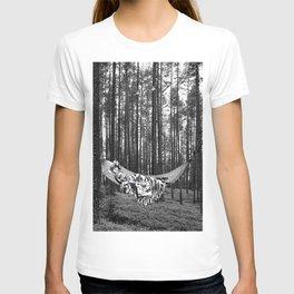 BETWEEN TREES T-shirt