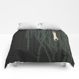 Withering Willows.Part III Comforters