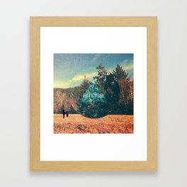 Amuse Framed Art Print