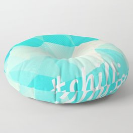 Chillin Floor Pillow