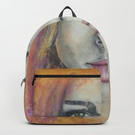 Frosted Windows of Color Backpack