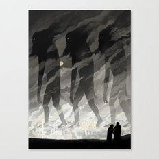 Frieze Canvas Print
