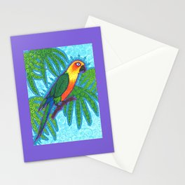 Ronnell's Parrot Stationery Cards