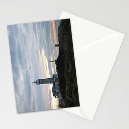 Santander Lighthouse by Shelia Kempf Stationery Cards