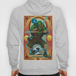 Leonardo Teenage Mutant Ninja Turtles TMNT Hoody