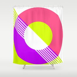 Lifesaver Shower Curtain