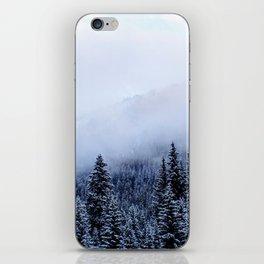 Colorado Snow iPhone Skin
