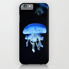 Blue Jellyfish Slim Case iPhone 6s