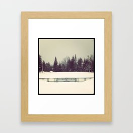 Great North #3 Framed Art Print
