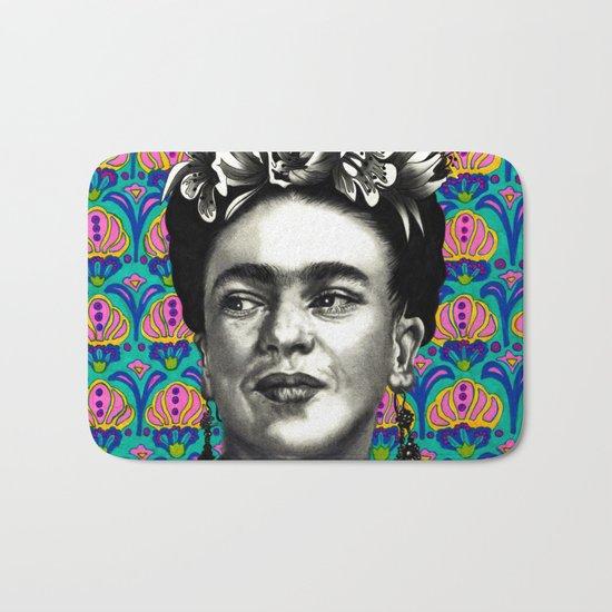 Queen Frida Bath Mat