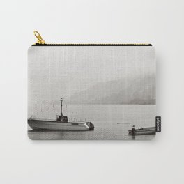 Opposite directions Carry-All Pouch