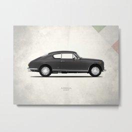 The Lancia Aurelia B20 GT Metal Print