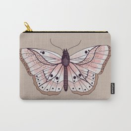 Succulent Hues Moth Carry-All Pouch