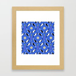 Las Toninas II Framed Art Print