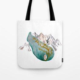 Mountain Vine Tote Bag