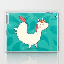 U is for unicorn Laptop & iPad Skin